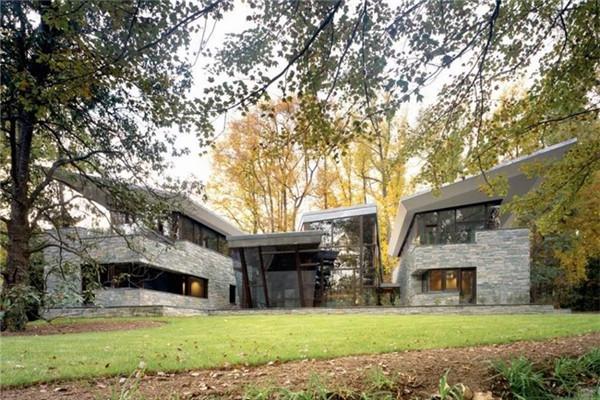 Glenbrook别墅:拥有绝佳私人空间的隐私豪宅