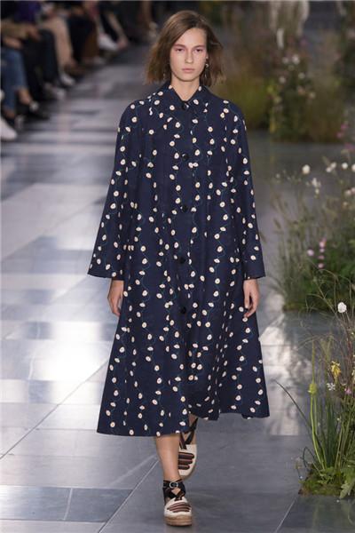Paul Smith服装品牌于伦敦时装周发布2017春夏系列