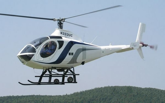 Schweizer 333:使用成本低廉的多用途私人直升机