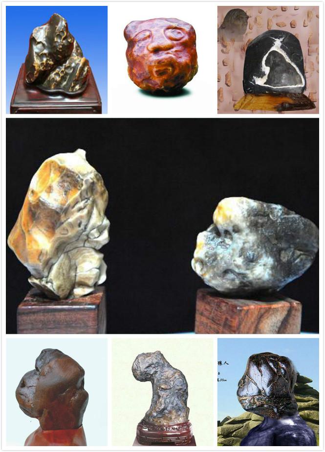 """""""北京猿人""""象形石在奇石圈颇受欢迎 估价不菲"""