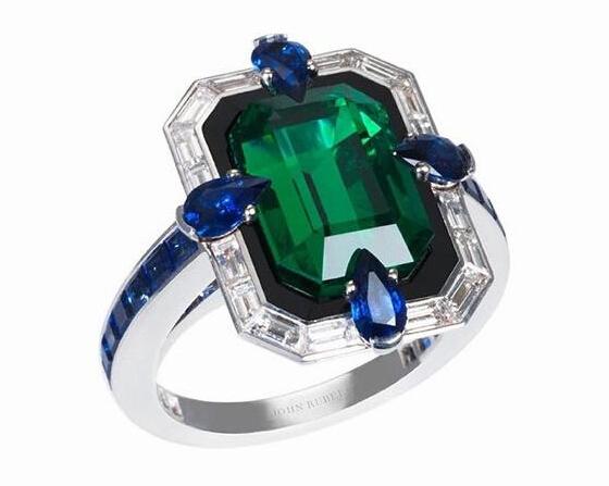 来自法国珠宝世家精品 波西米亚风格复古珠宝上线