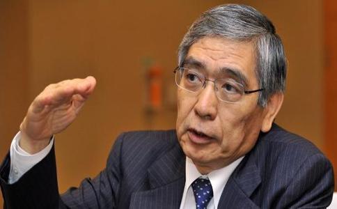 日本央行将动用一切可行工具达成物价目标