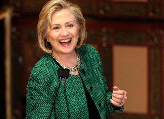 美国大选2016最新消息 希拉里首站告捷成打压黄金重大因素