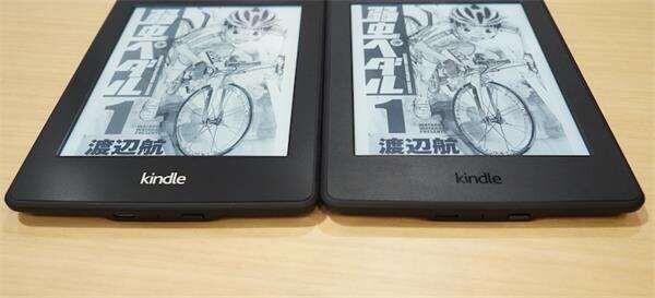 亚马逊推大容量Kindle漫画阅读专为特别优化漫画工坊月图片