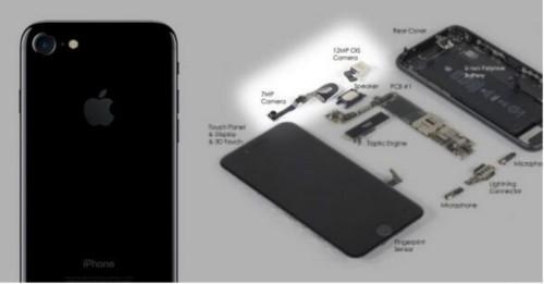 iPhone 7成本是多少?Chipworks拆解苹果7元器件价格