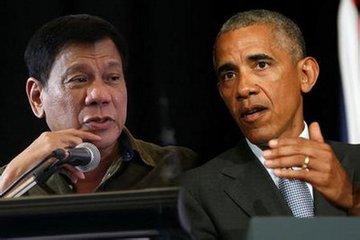 菲起内讧:菲总统表示要与美国分手 菲外长称美国是盟国