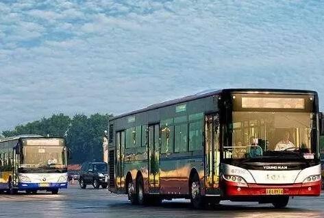 公交新车标配WiFi 北京全城公交年内可免费上网