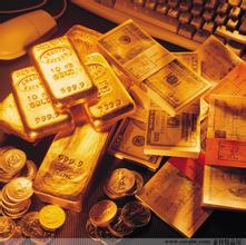 美元走高拖低黄金 常规交易推升金价