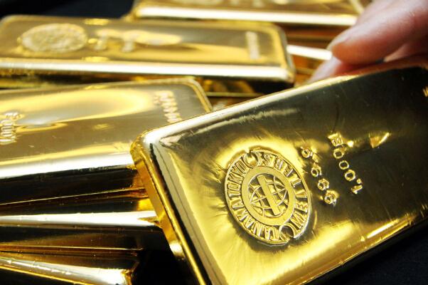 实物黄金需求锐减30% 或遏制国际金价反弹