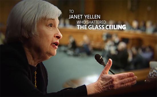 耶伦讲话或暗示明年政策 黄金形态或有大变