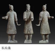 秦始皇兵马俑_兵马俑的历史背景_兵马俑的种类_兵马俑的制作工艺_兵马俑的价值
