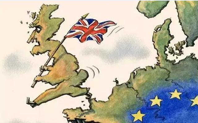"""梅姨宣布英国""""硬脱欧""""方案 避险情绪助推黄金大涨"""