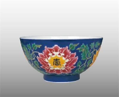 珐琅瓷_瓷胎画珐琅_珐琅瓷收藏_珐琅瓷的特征_珐琅瓷的保养方法
