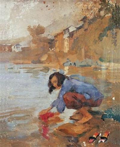 油画_油画主要特点_油画的主要影响_油画技法_油画的养护方法