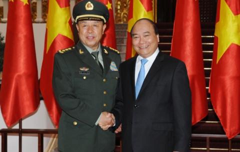 中方取消两军边境高层会晤 表明了中在南海问题上明确立场