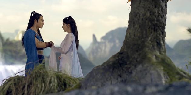 《上古情歌》张俪感情之路坎坷 终于解开误会真相大白