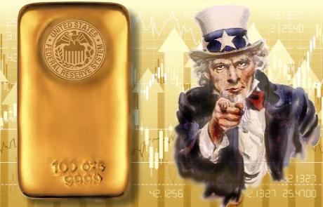 黄金下半年继续发光 美联储或将支持金价