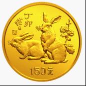 鉴赏历年兔生肖金币 各有精妙表现上佳