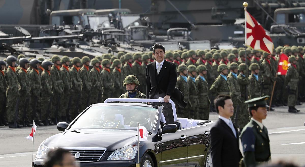 日网友看中国阅兵:没有美国 日本就完了