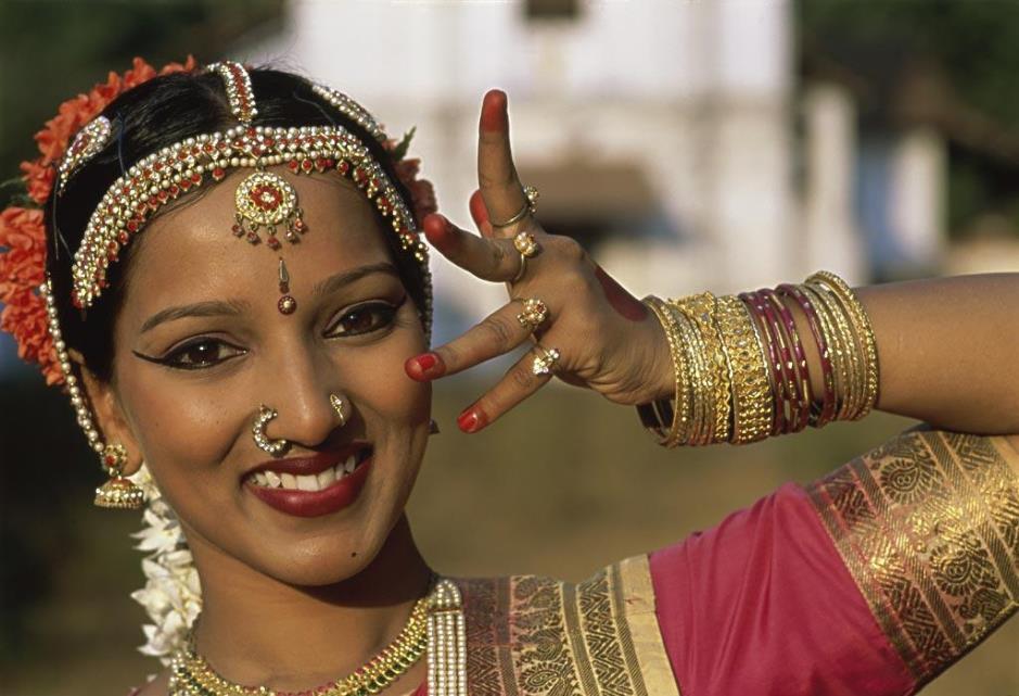 热爱黄金,印度世界第一:没有一个国家能超过它
