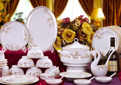 骨瓷餐具_骨瓷餐具价格_什么是骨瓷餐具_骨瓷餐具为何受欢迎-金投收藏