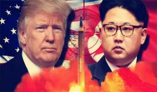 朝鲜将在太平洋试射氢弹 国际金价小幅反弹