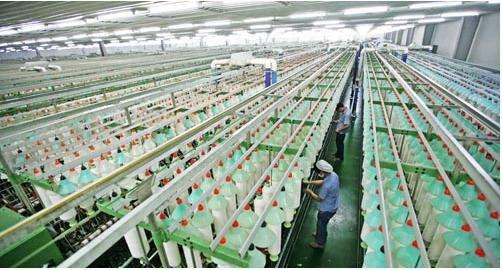 博州投入5.3亿元支持纺织服装产业发展