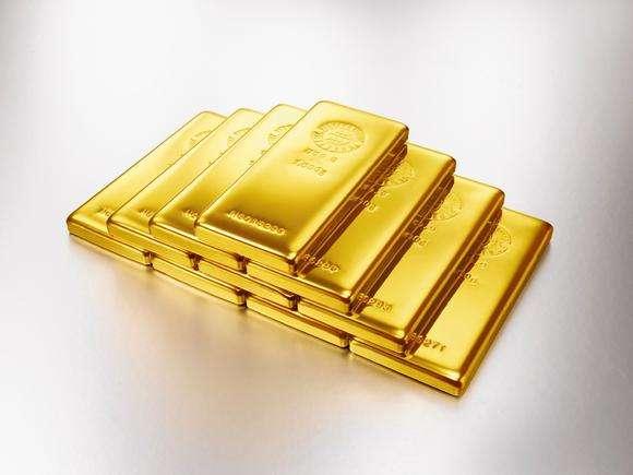 现货黄金:黄金仍受双重支撑待破1250大关