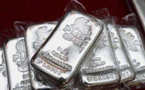 白银连续两日大幅上涨 涨势猛烈维持单边上涨格局