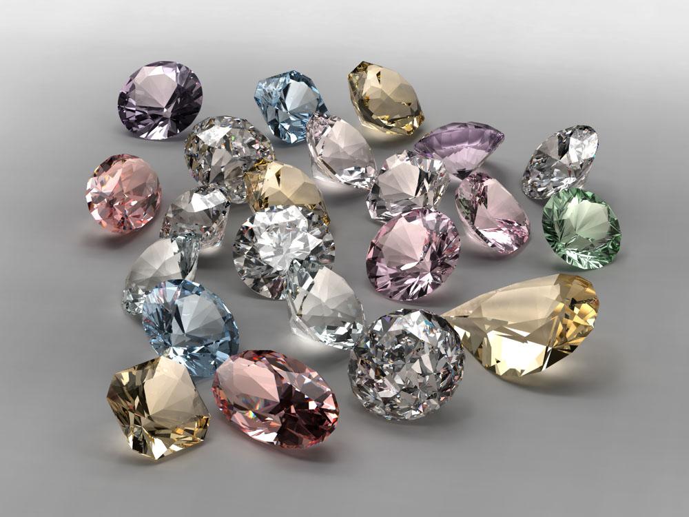 liqhobong矿出土了一颗70克拉钻石