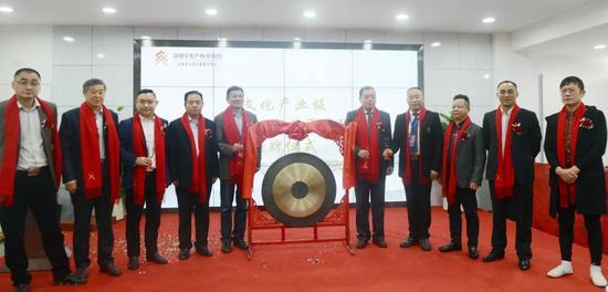 """安徽景滨文旅成功挂牌""""文化产业板"""""""