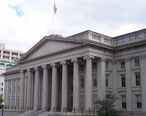 美國財政部發布半年度匯率政策報告 國際黃金走勢負面