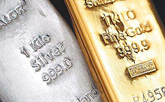 現貨白銀追隨黃金漲勢 白銀攻勢凌厲有望進一步攀升