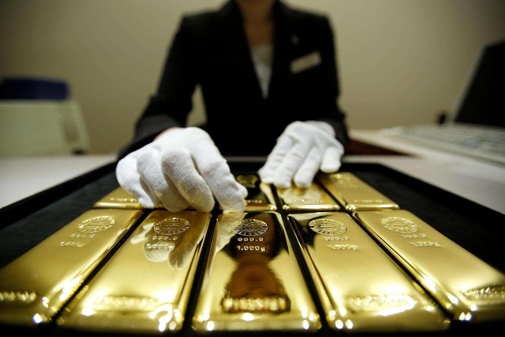 现货黄金料创下三年最大月线涨幅?