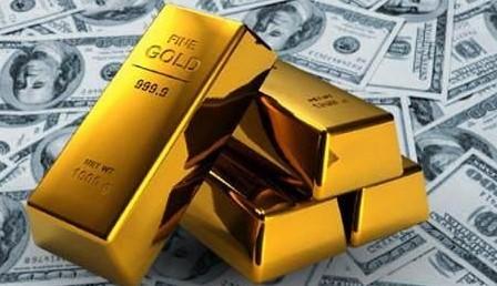 美元一路高歌猛进 黄金也势如破竹