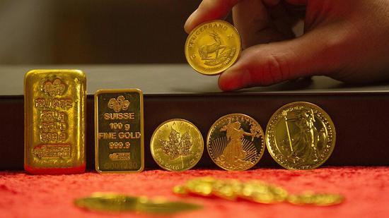 黄金期货周四收高0.3% 市场关注脱欧进程