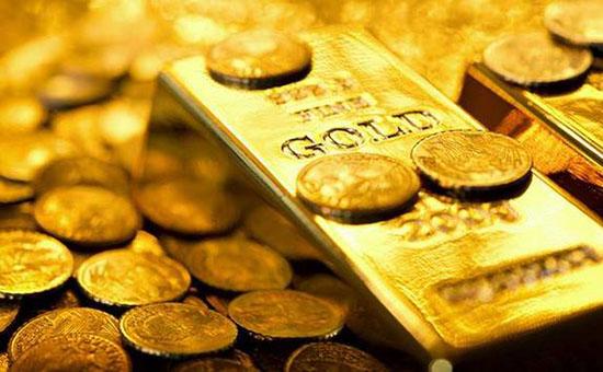市场避险情绪升温 黄金获的买盘支持