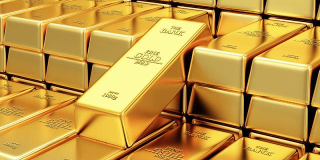 美元小幅上漲 黃金延續跌勢