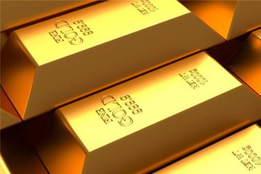 多头力量强劲 黄金强势拉升