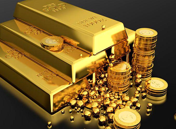 美对俄石油制裁引发避险 黄金期货攻克关键阻力