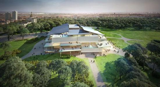 耗资2.75亿美元的匈牙利国家画廊停建