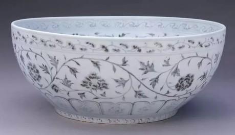 洪武官窑青花是承前启后的一代产品
