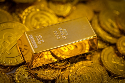 黄金维持震荡走势 关注全球经济数据表现