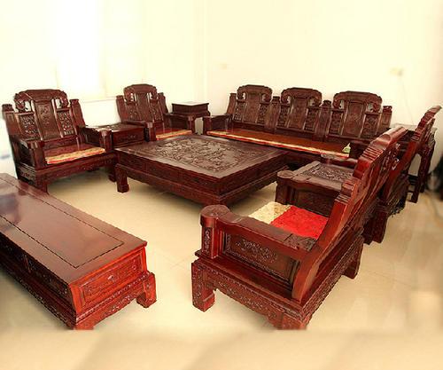 """""""卓匠红木沙发""""红木家具价格多少钱?"""