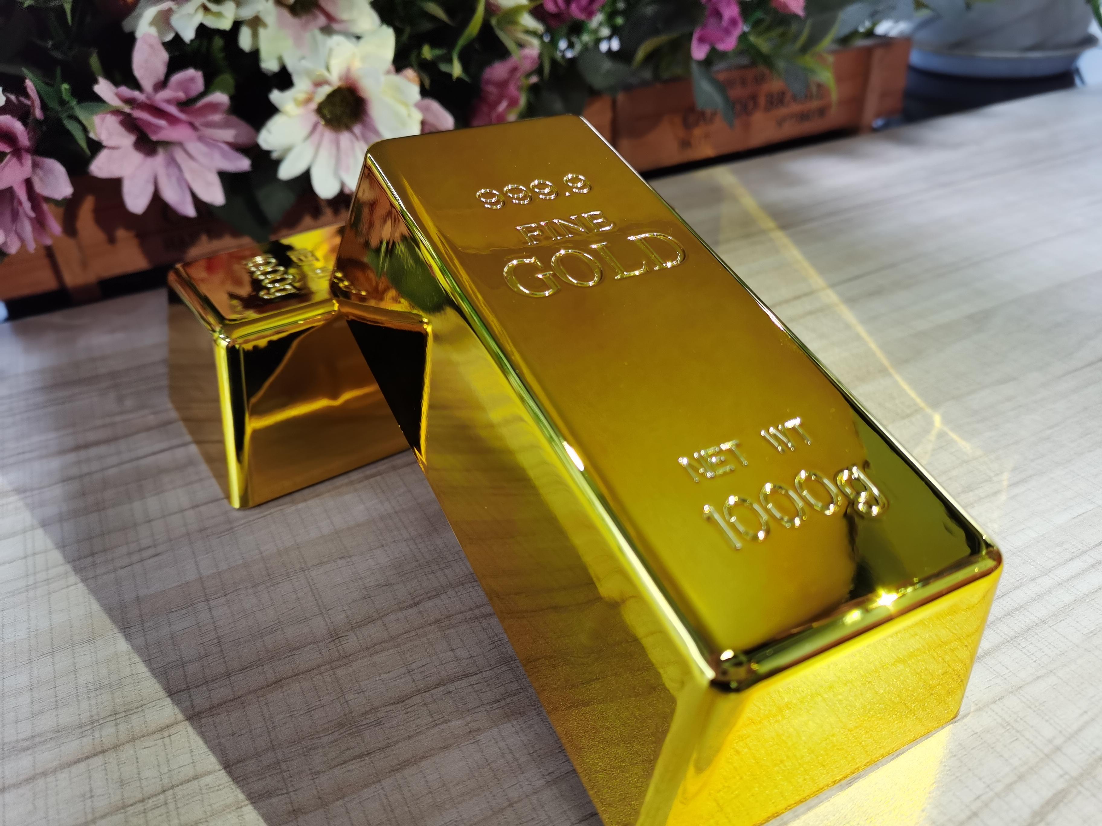美元指数继续下跌支撑 黄金再度启动上行模式