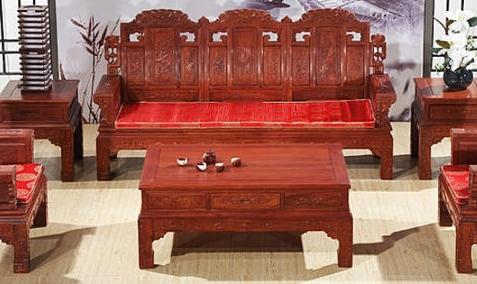 """""""瑞名华红木沙发""""红木家具价格多少钱?"""