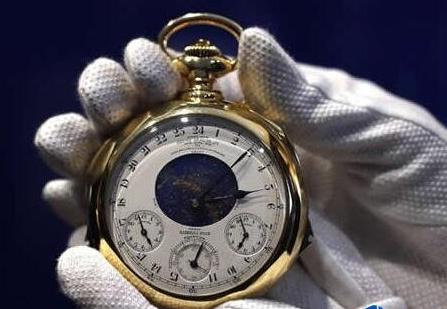 世界手表排名:世界手表排名二十名前