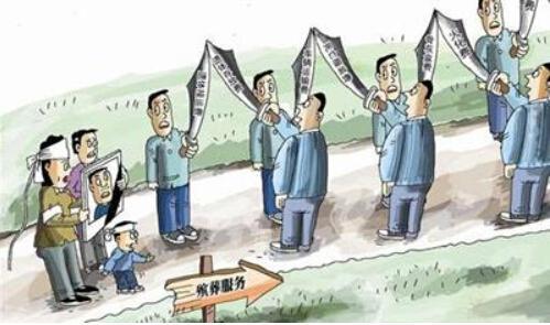 老龄产业_老龄化浪潮汹涌来袭,中国殡葬产业不愁\