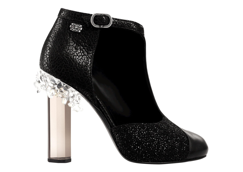 產品名稱:chanel香奈兒女士高跟鞋 所屬品牌:香奈兒chanel 參考價格圖片