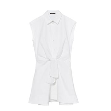 Louis Vuitton 2013早春Cruise系列纯白色长裙